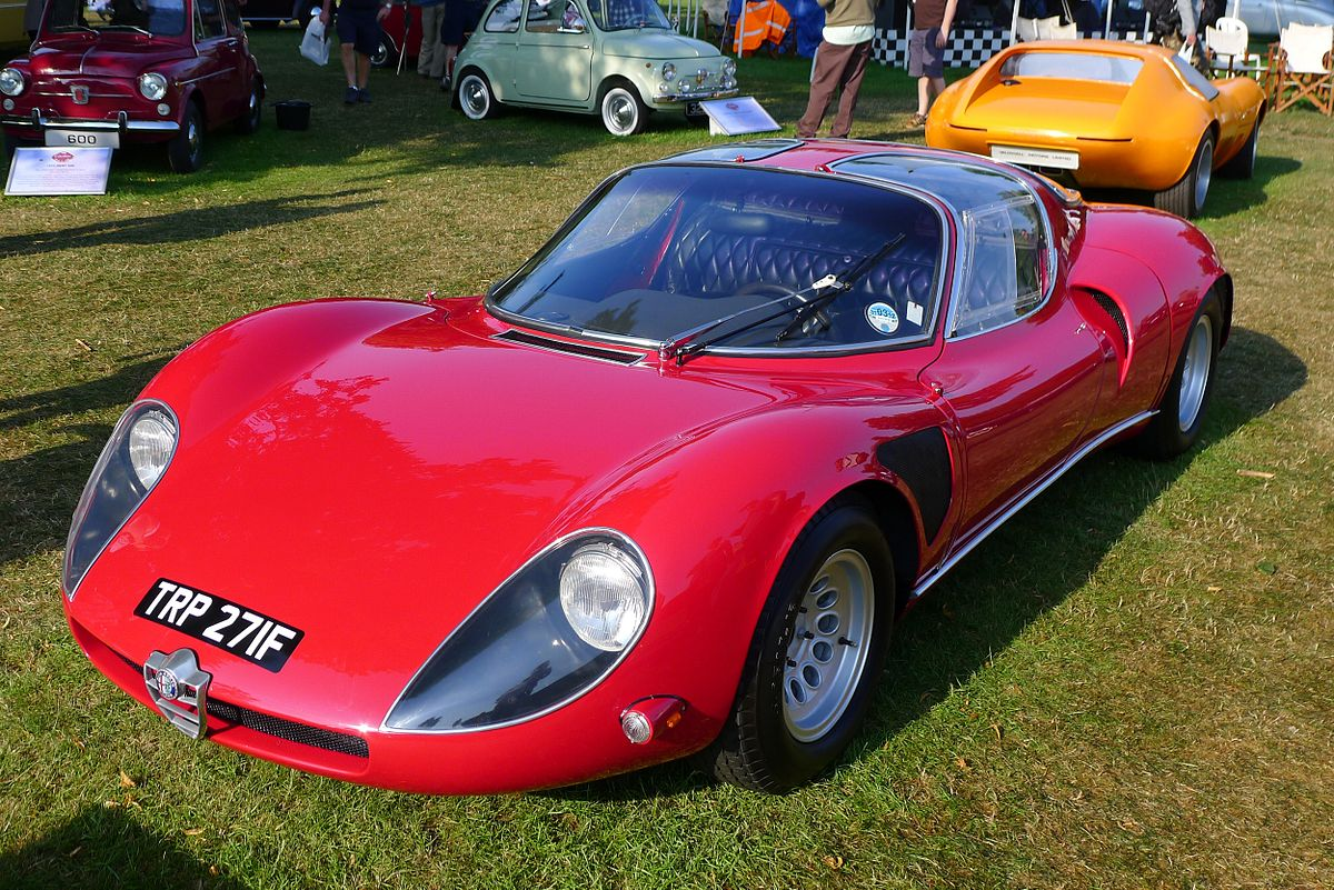 alfa romeo 33 stradale wikipedia. Black Bedroom Furniture Sets. Home Design Ideas