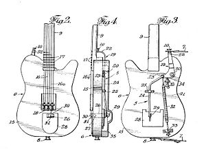 B-Bender - Fig.A The first B-Bender was the Parsons/White Pull-String