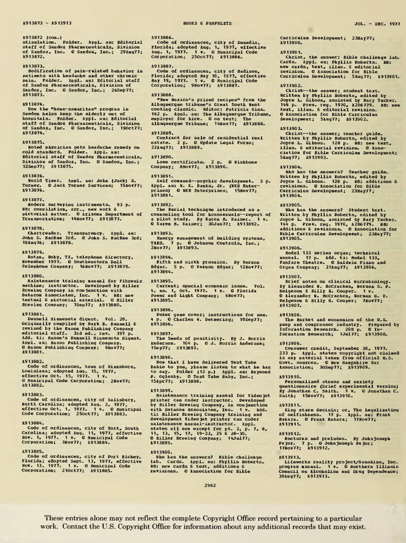Page:1977 Books and Pamphlets July-Dec djvu/1076