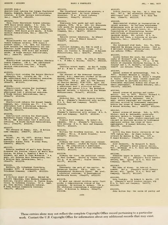 Page:1977 Books and Pamphlets July-Dec djvu/1285