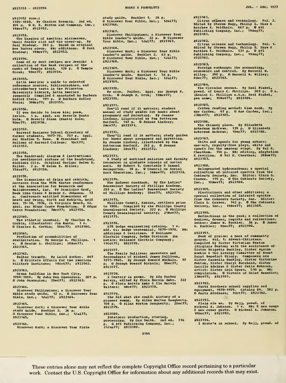 Page:1977 Books and Pamphlets July-Dec djvu/1308