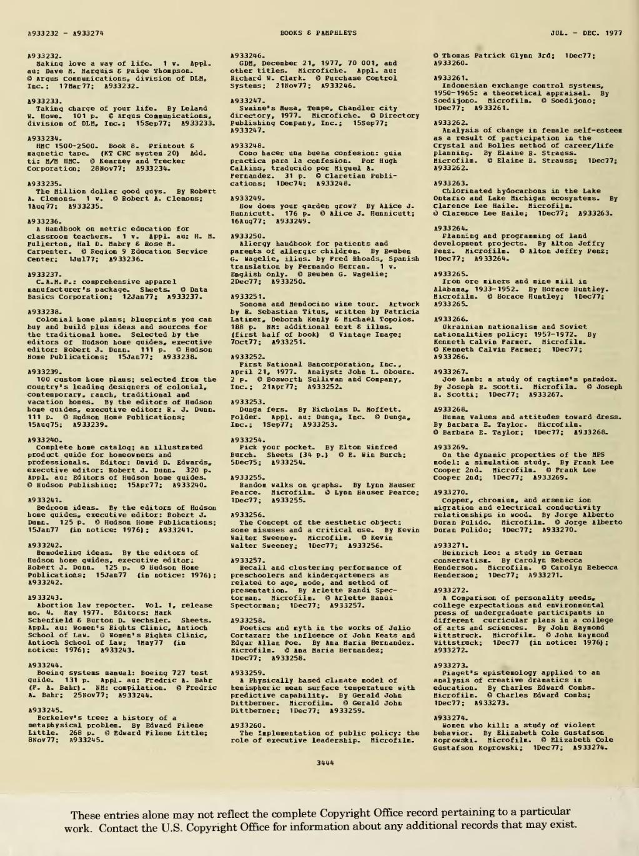 Page:1977 Books and Pamphlets July-Dec djvu/1558