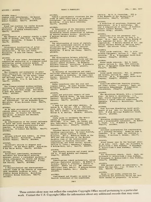 Page:1977 Books and Pamphlets July-Dec djvu/1575