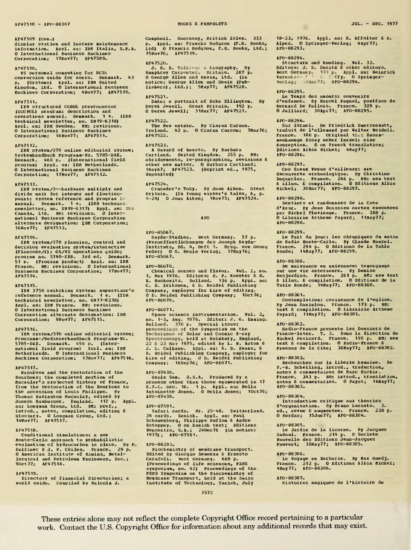 Page:1977 Books and Pamphlets July-Dec djvu/1686