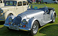 1983 Morgan 4 by 4 Sports at Capel Manor, Enfield, London, England.jpg
