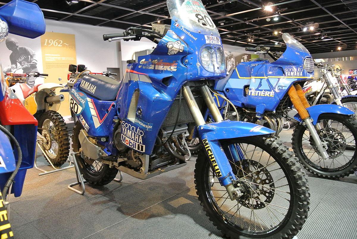 Yamaha T Production