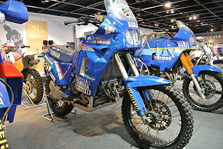 1991 Paris–Dakar Rally