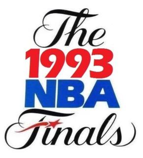 1993 basketball championship series