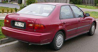 Honda Civic (fifth generation) - Sedan