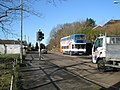 19 bus in Hindhead Road - geograph.org.uk - 1688552.jpg