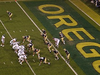 Oregon Ducks football - Oregon vs. Colorado in the 2002 Fiesta Bowl
