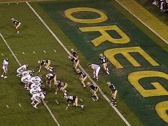 Oregon Ducks football - Oregon vs. Colorado in the 2002 Fiesta Bowl