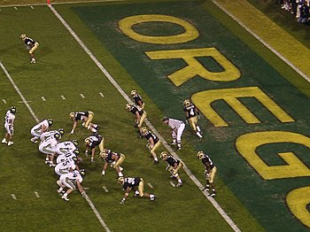 Oregon vs. Colorado in the 2002 Fiesta Bowl 7514816dc