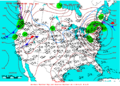 2005-04-03 Surface Weather Map NOAA.png