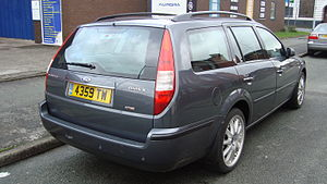 Ford Mondeo (second generation) - Estate