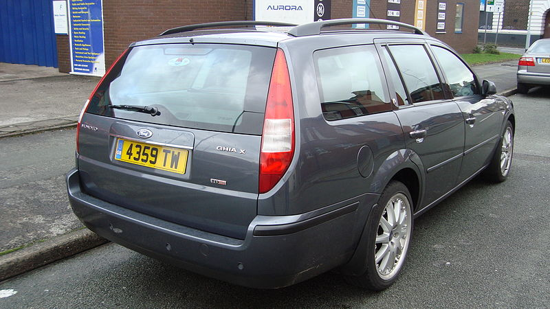 Ford Mondeo Estate Cars Sale Uk