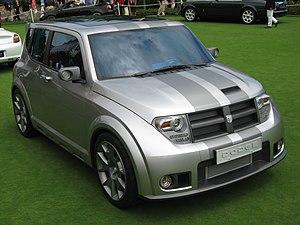 Dodge Hornet - 2006 Dodge Hornet concept