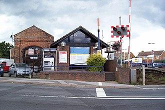 Ash railway station - Ash railway station