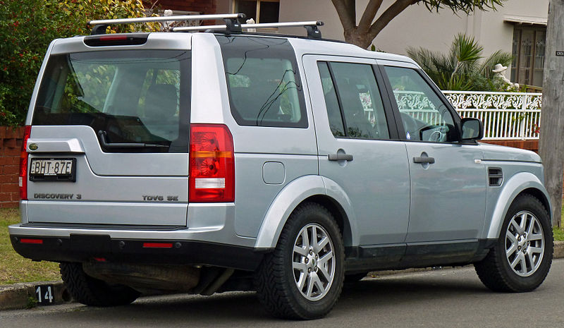 File:2008-2009 Land Rover Discovery 3 (MY09) TDV6 SE wagon (2010-09-23) 02.jpg