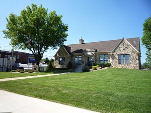 Stewartville, Minnesota - Stewartville City Hall