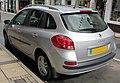 2009 Renault Clio Dynamique Wagon 1.5 Rear.jpg
