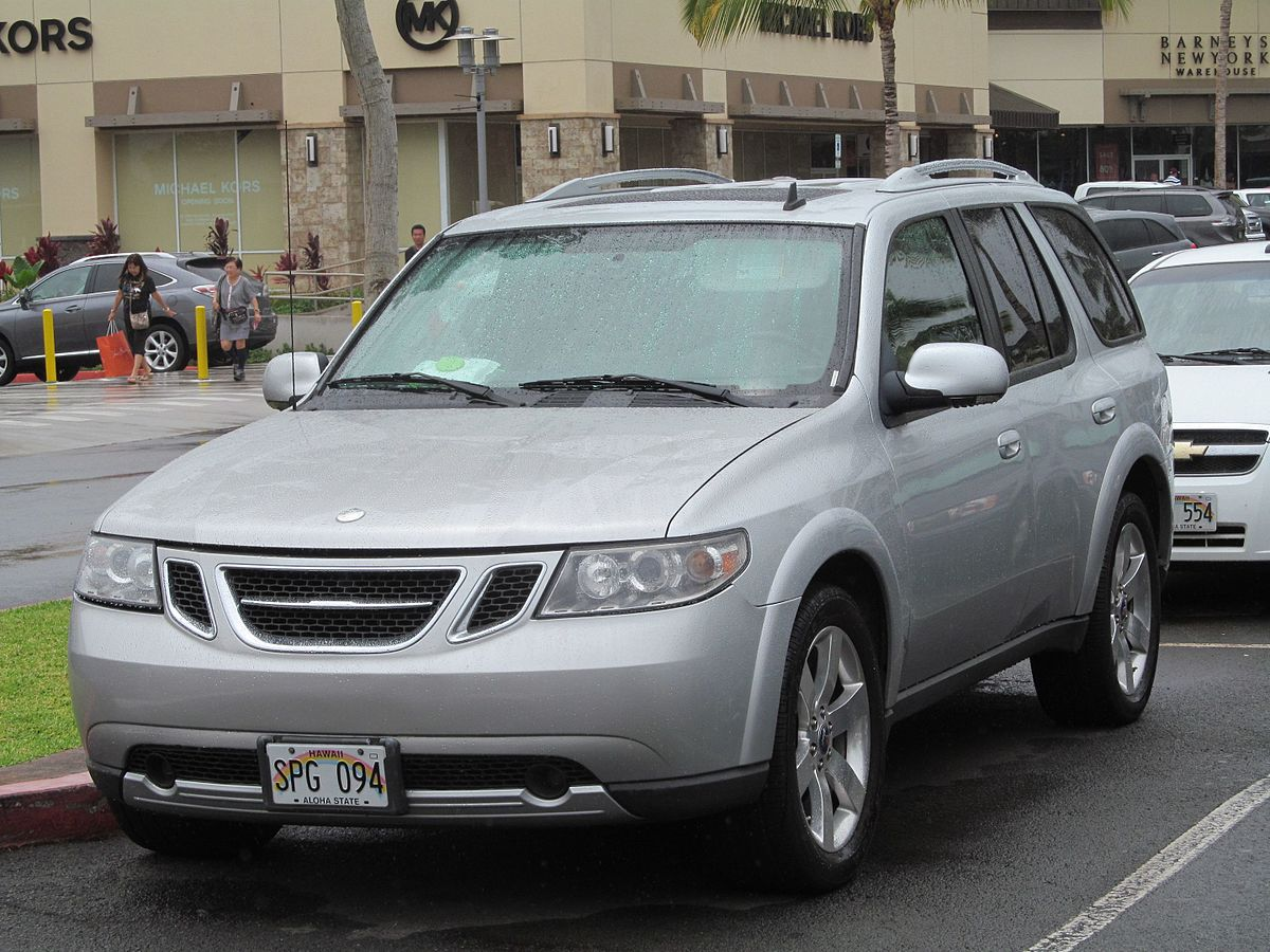 Saab saab 97x : Saab 9-7X РWikip̩dia, a enciclop̩dia livre