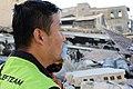 2010년 중앙119구조단 아이티 지진 국제출동100118 중앙은행 수색재개 및 기숙사 수색활동 (45).jpg