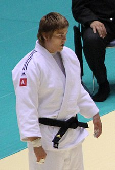 2010 World Judo Championships - Catherine Jacques.JPG