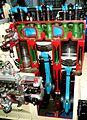 2012 08 18 Marine Technik Schule Parow 4 T Motor Schnitt k DSCI7455.JPG
