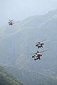 2013.6.3. C-130, HH-60 플레어투하 훈련 Republc of Korea Air Force(1) (9527752957).jpg