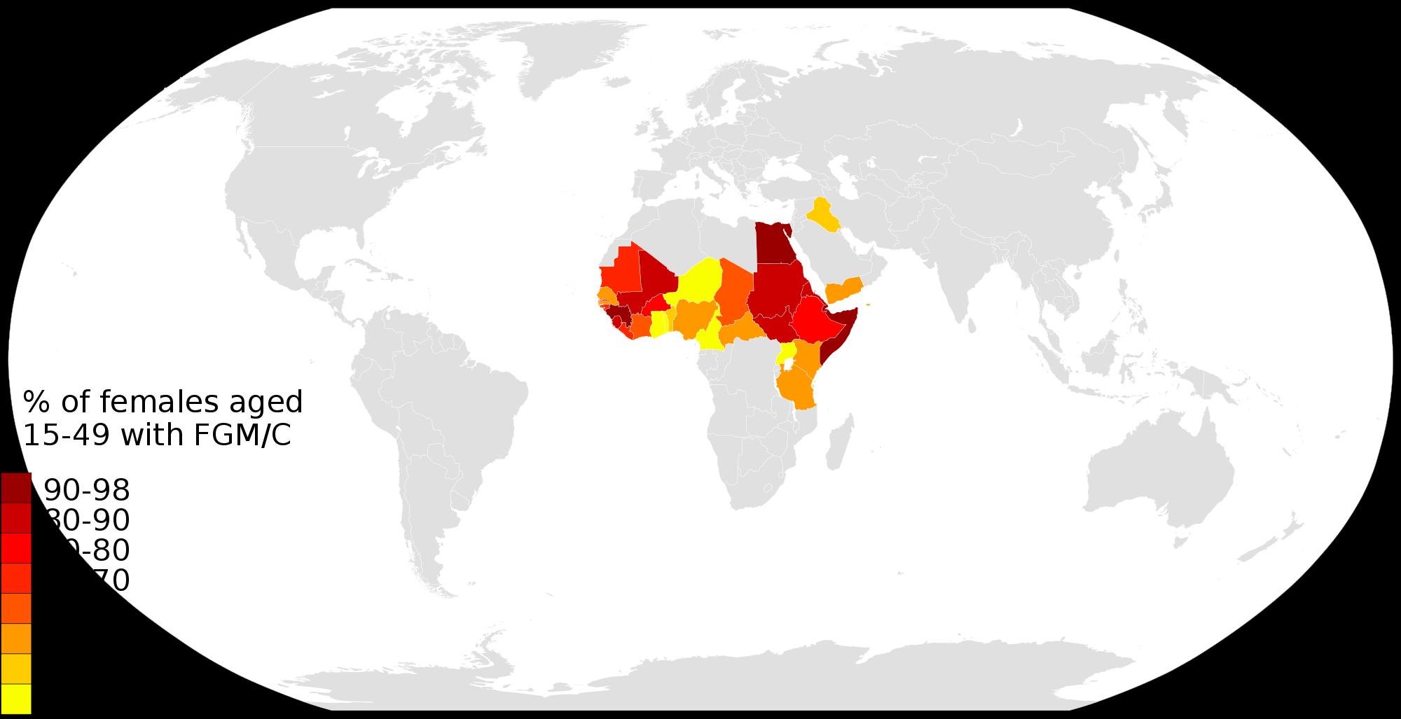 Female genital mutilation africa share your