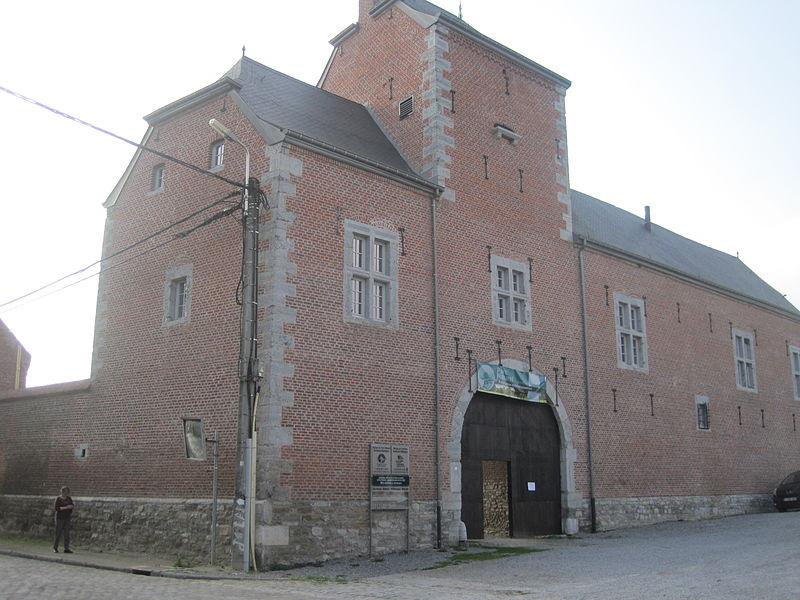 Ferme de la  Grosse tour: façade principale