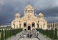 2014 Erywań, Katedra św. Grzegorza Oświeciciela (04).jpg