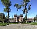 2015, Scheveningen Prison The Hague, old main gate (19).jpg