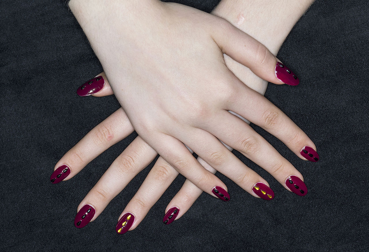 French Style Nail Designs