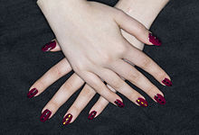 Artificial nails wikipedia artificial nails prinsesfo Gallery