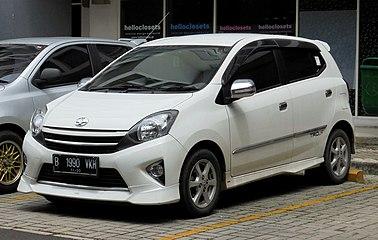 5600 Modif Mobil Agya Putih HD Terbaik