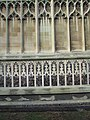 2016-01-14 Gothic stonework and panals on St Peter and St Paul, Cromer.JPG