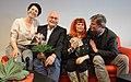 2016-04-20 Ihmesternstunden, Kommunaler Seniorenservice Hannover (84) Griseldis Wenner, Matthias Waldraff, Heinrich Prinz von Hannover, Sylvie Kollin.jpg