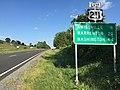 2016-09-06 17 20 46 View east along U.S. Route 211 (Lee Highway) just east of U.S. Route 522 (Zachary Taylor Highway) in Massies Corner, Rappahannock County, Virginia.jpg