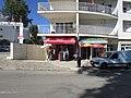 2017-03-07 Shops on Rua José Fontana, Albufeira.JPG