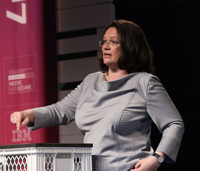 File:2017-05-09 Andrea Nahles (re-publica 17) by Sandro Halank–13.jpg