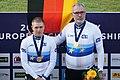 2017-08-19 UEC Derny European Championships Radrennbahn Hannover 181821.jpg