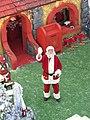 2017-11-29 Santa Clause, MAR Shopping Algarve.JPG
