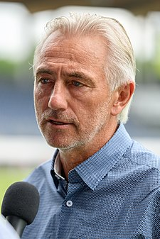 20180601 FIFA Friendly Match Czech Republic vs. Australia Bert van Marwijk 850 0495.jpg