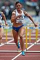 2018 DM Leichtathletik - 100-Meter-Huerden Frauen - Pamela Dutkiewicz - by 2eight - DSC7871.jpg