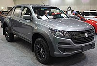 2018 Holden Colorado (RG MY18) LSX 4-door utility (2018-05-05).jpg