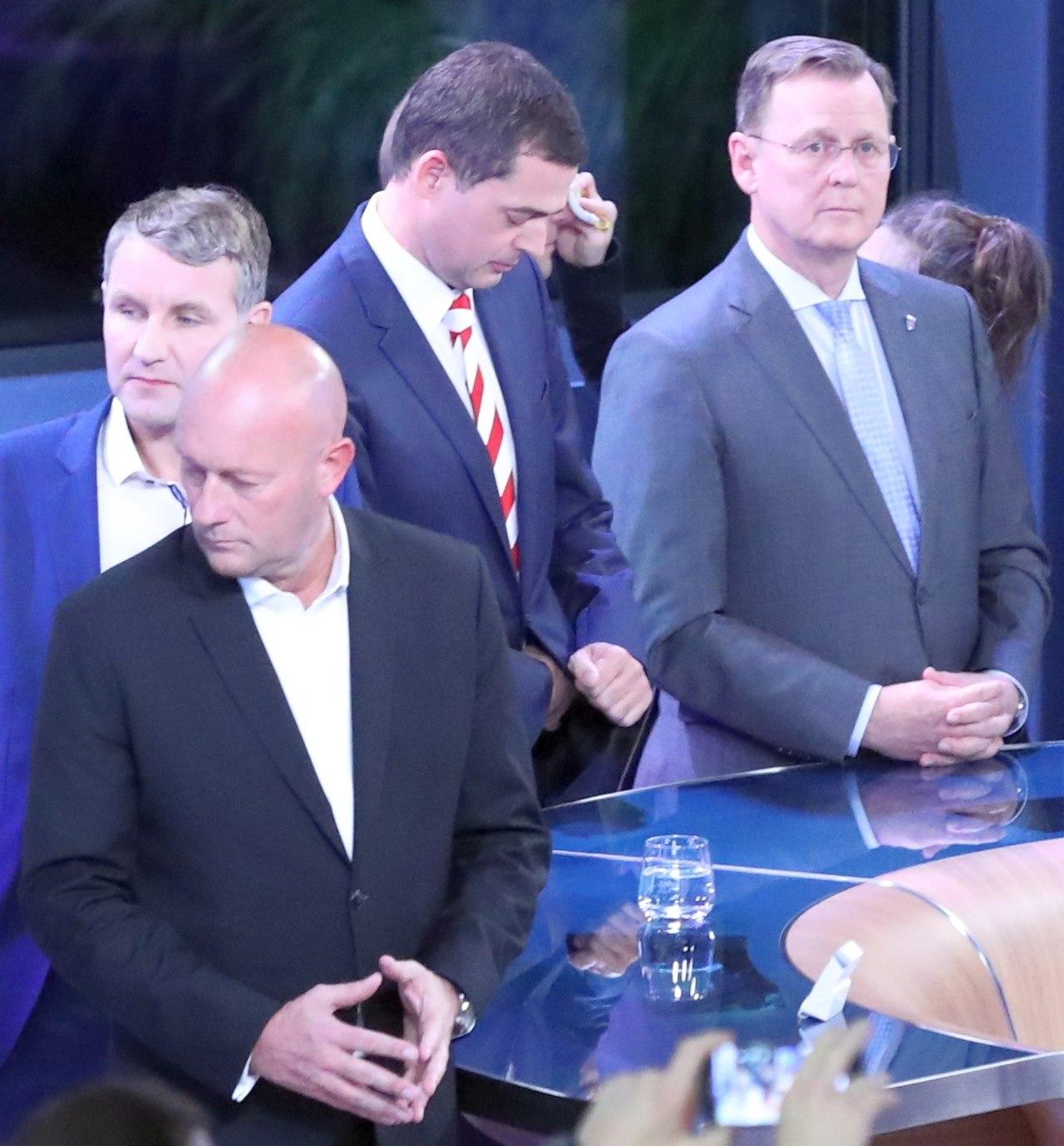 2019-10-27 Wahlabend Thüringen by Sandro Halank–51.jpg