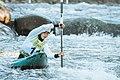 2019 ICF Canoe slalom World Championships 007 - Noemie Fox.jpg