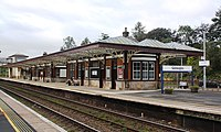 2019 at Gleneagles station - platform 2.JPG